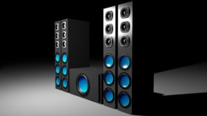 Soundsystem, Soundsystem Arten, Subwoofer Soundsystem, Surround Sound System